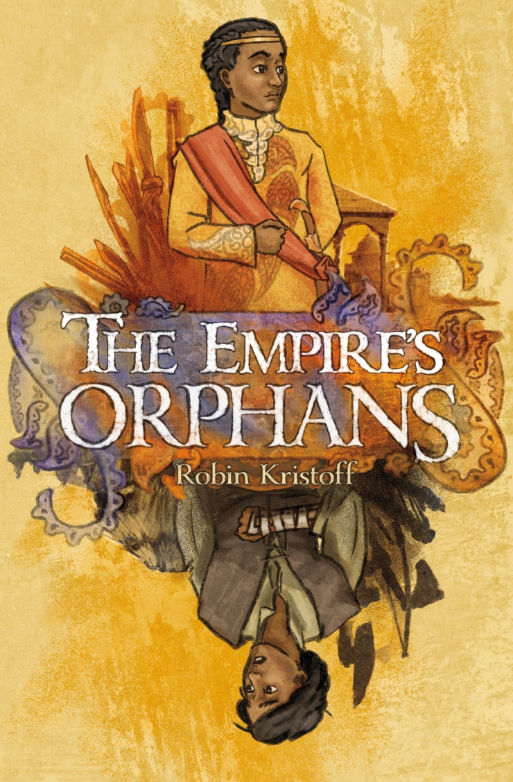 Empire's Orphans Front Cover.indd